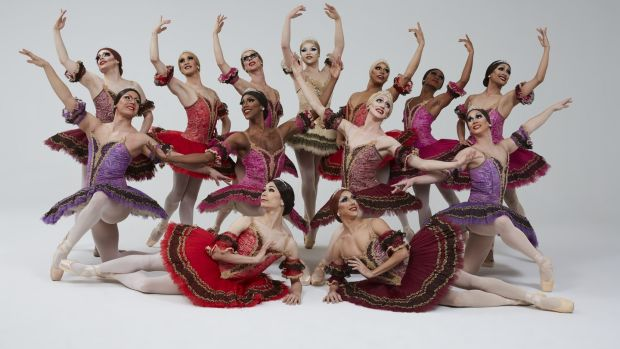 male ballet company defying stereotypes