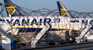 Ryanair said on Tuesday that it would cancel 190 of a total of 2,400 flights.