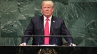 Trump calls on other nations 'to isolate Iran's regime'