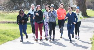 Healthy Town: Get out and get moving