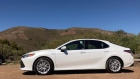 Our Test Drive: the Toyota Camry