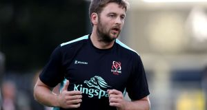 Ulster's Iain Henderson: was rested for the two-game tour to South Africa. Photograph: Bryan Keane/Inpho