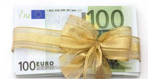 The money for the Christmas bonus will be found – but only after much effort on the Government's part, it has to be said. And it was. Photograph: iStock