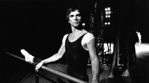 Rudolf Nureyev: even when he wasn't trying to lash out, he could do harm. Photograph: Getty