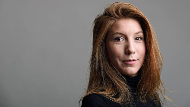 Kim Wall (30) was interviewing Madsen for the US magazine Wired.