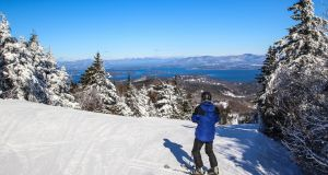 Conditions are ideal for skiing which makes it the perfect introduction to movie-like New England inn-style living