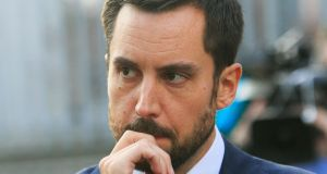 Minister for Housing Eoghan Murphy. Photograph: Gareth Chaney/Collins