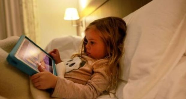 Study Links Restricting Screen Time For >> Limiting Screen Time Found To Help Improve Child Cognition Us Study
