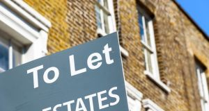 The new data for the first time draws a distinction between existing and new tenancies and shows a substantial divergence between rates of increase for sitting tenants and those looking to rent for the first time. Photograph: iStock