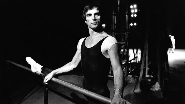 New this week: Nureyev. Photograph: Michael Ward/Getty Images