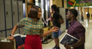 New this week: Tiffany Haddish and Kevin Hart in Night School