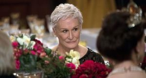Out of her husband's shadow: Glenn Close in The Wife