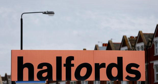 Halfords shares fell after it warned that price inflation in cycling  products had eased 88ea4aae05a71