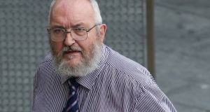 Thomas Kelly (65) has been given a four month suspended sentence for filming his neighbours. Photograph: Colin Keegan/Collins.