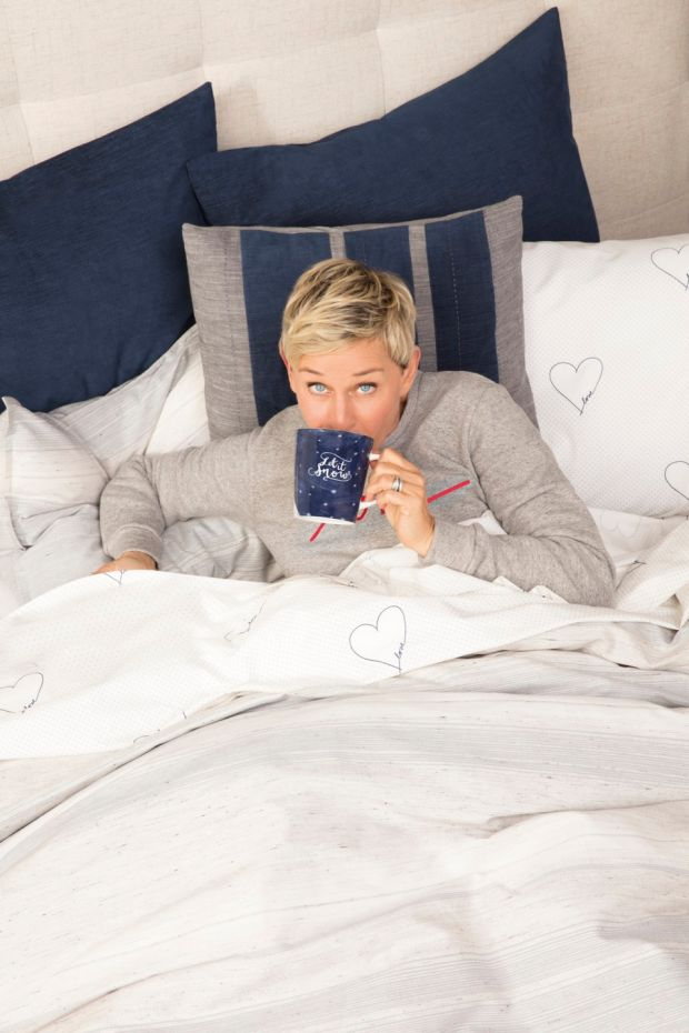 Ellen DeGeneres for Royal Doulton