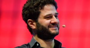 Asana chief executive Dustin Moskovitz said the company had recorded sales growth for six consecutive quarters.