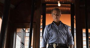 Titus Welliver as the eponymous protagonist in the screen adaptation 'Bosch'