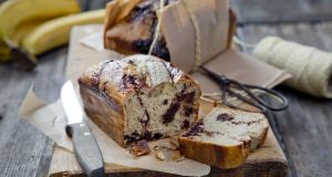 Banana bread. Photograph: Harry Weir Photography