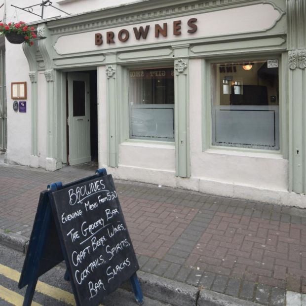 Bib Gourmand: Brownes, in Tuam, Co Galway