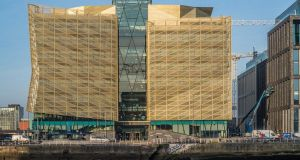 The Central Bank on North Wall Quay in Dublin has won national and international awards for its accessibility.