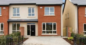 New houses at  Ballycullen Green, Dublin 24 from €470,000