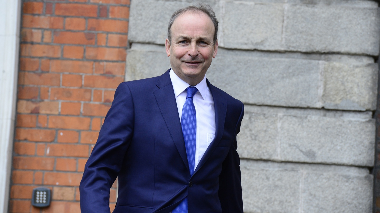 Cap the price of building land to ease housing crisis, says Micheál Martin