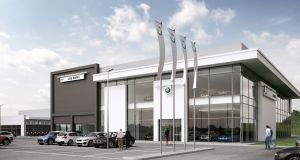 Joe Duffy Motors will open a new two-storey BMW retail centre off the M50 at Charlestown, Dublin, at the end of October