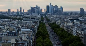 Paris is emerging as the favoured financial trading hub for continental Europe