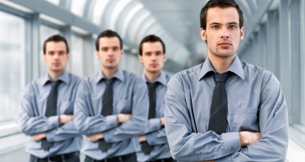 Workers think managers favour people who most remind them of themselves. Photograph: iStock.