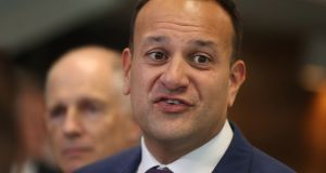 Taoiseach Leo Varadkar: some Ministers may ignore his request to inform local Fianna Fáil TDs about official engagements as an  election approaches. Photograph:  Niall Carson/PA Wire