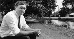Bertie Ahern in 1991. Photo: Getty Images).