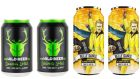 Beerista: Sleeping Limes, from the Wild Beer Co, and Belly Dance, IPA, from YellowBelly and Big Belly