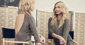 Jodie Kidd is the face of TK Maxx's Give Up Clothes for Good drive, in support of Enable Ireland