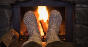 Time to cosy up. Photograph: Getty