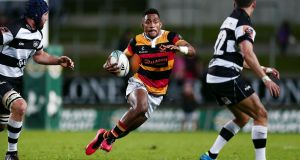 Sevu Reece of Waikato had been due to join Connacht in November. Photograph: Anthony Au-Yeung/Getty Images