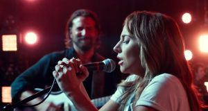 Bradley Cooper and Lady Gaga in A Star Is Born. Photograph: Warner Bros.