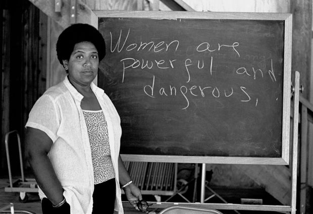 Sister Outsider: Audre Lorde. Photograph: Robert Alexander/Archive/Getty