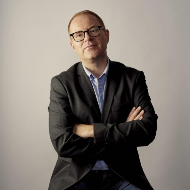 Girl From the North Country: the play's author and director, Conor McPherson. Photograph: Vincent Tullo/NYT