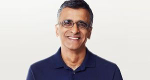 Sridhar Ramaswamy who is soon to depart Google to join Greylock Ventures.