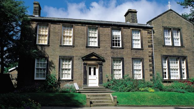 Brontë Parsonage Museum is in the pretty village of Haworth, West Yorkshire. Photograph: Getty