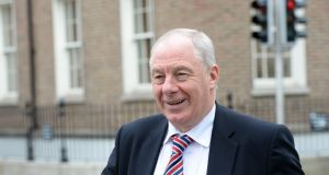 Michael Ring   has announced that some 27 organisations which provide mobility and cancer support services are to share in grants totalling €1.4m. File photograph: Eric Luke/The Irish Times