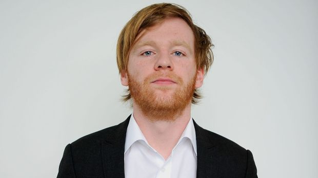 "Brian Gleeson: ""I've always been interested in it, but I would never classify myself as a writer."" Photograph: Andrew H Walker/Getty Images"