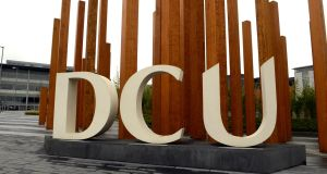 DCU is expanding rapidly. Recent developments include a new state-of-the-art student centre which combines facilities for social, cultural, global engagement and entrepreneurial activities. Photograph: Cyril Byrne