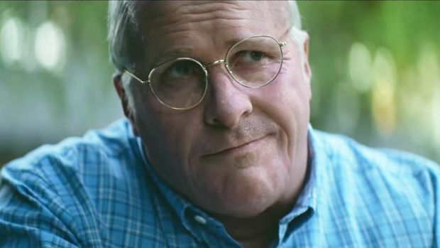 Vice: Christian Bale as Dick Cheney in Adam McKay's biopic of the former US vice-president