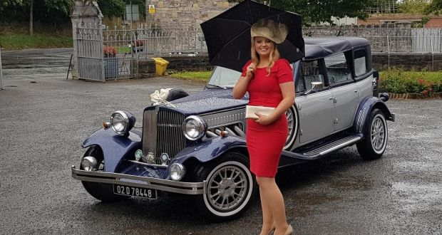 Rachel Flaherty Attending A Wedding Recently Over The Months It Became Easier To Recognise