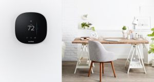 The Ecobee4 Smart Thermostat.