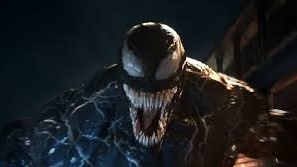 New this week: Tom Hardy (we think) in Venom