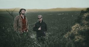 The Lost Brothers are an Irish musical duo comprising Mark McCausland and Oisin Leech.