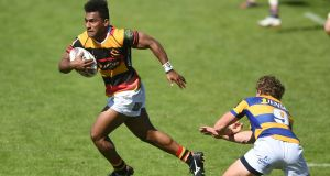 Sevu Reece:  the Fijian winger was fined but discharged without conviction after a domestic violence incident in which he left his girlfriend with injuries to her face. Photograph: Kerry Marshall/Getty Images