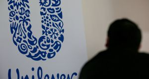 Unilever's proposal had attracted strong opposition from leading UK institutional shareholders. Photograph: Philippe Wojazer/Reuters